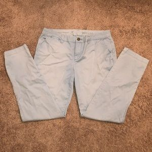 GAP Broken-In Straight Khakis